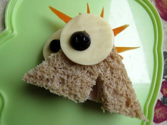 Photos 3 от recipe за Children`s sandwiches